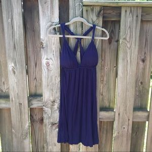 Sun dress with built in padding